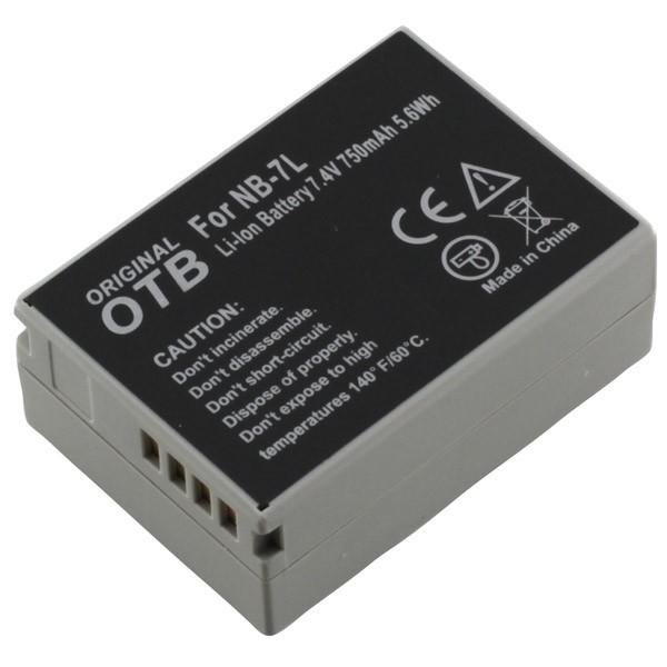 Batterij v. Canon PowerShot G10