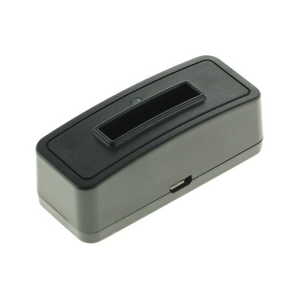 Mini Batterijlader vr. Canon PowerShot SX220 HS
