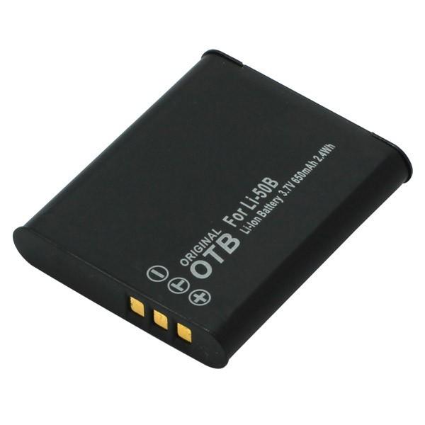 Batterij v. Olympus Stylus SZ-16