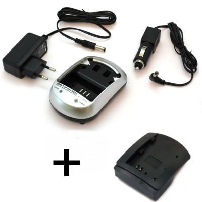 Panasonic NV-GS400 kompatibler Batterijlader